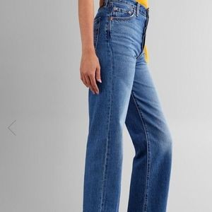 NWT Levi's Womens Ribcage Straight Ankle Jeans